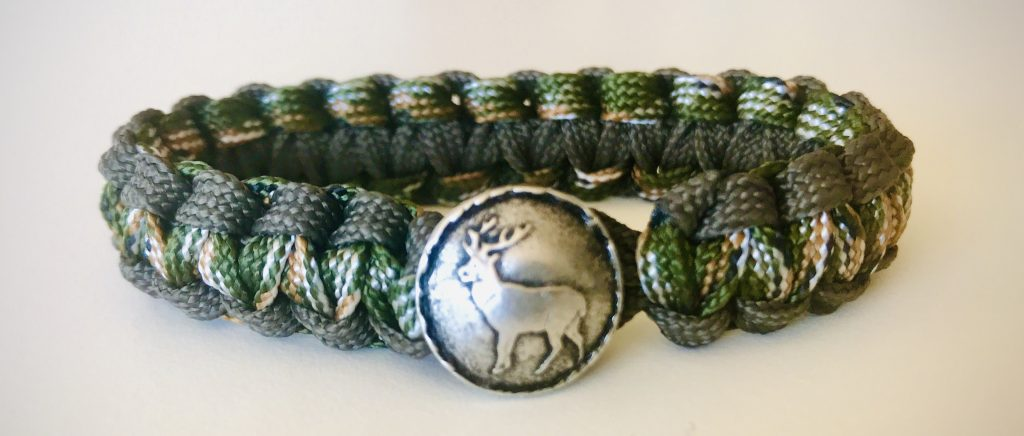 Average Hunters armbånd hunting bracelet