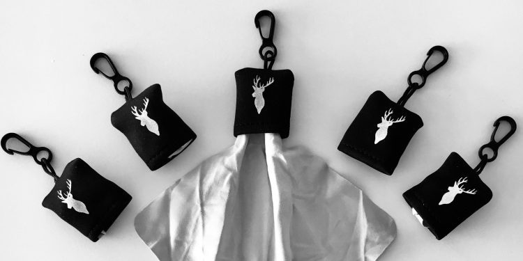 Nye fede linseklude i taske